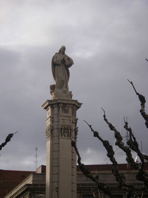 Camino de Mansillas las Mulas a León