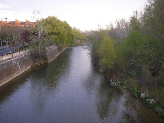 Camino de León a Hospital de Órbigo